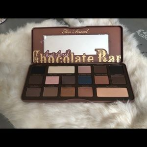 Too Faced Semi-Sweet Chocolate Bar l palette